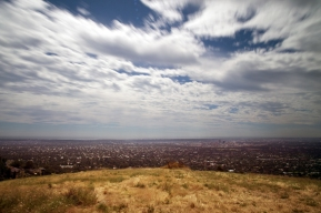 Adelaide from Mt Osmond