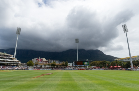 Table Mount from Newlands Oval