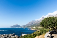 A view of Camps Bay